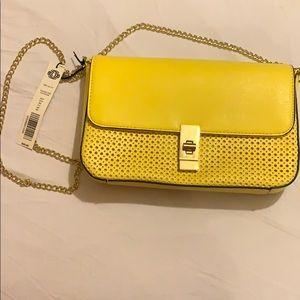 Yellow Kate laundry bag